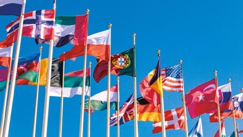 Increasing international organisation presence
