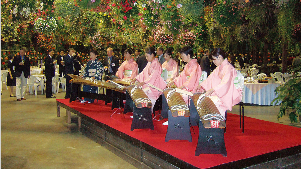 Koto (Japanese Harp)